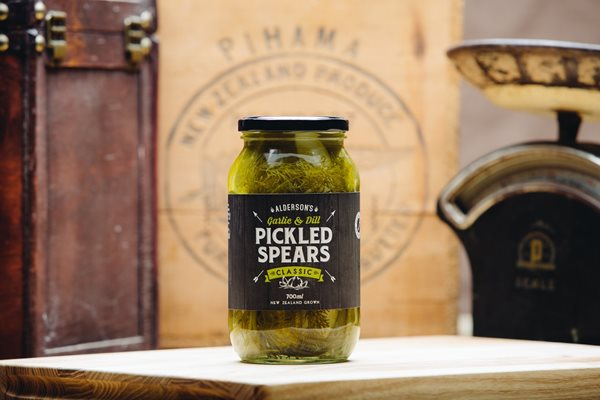 Alderson's Pickled Spears (Classic)