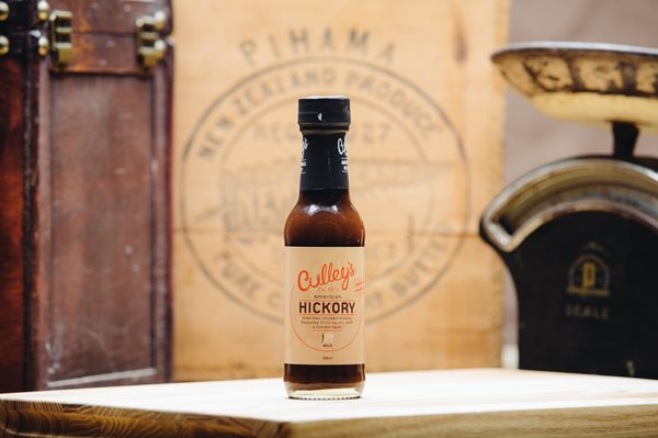 Culley's Hickory Sauce
