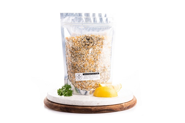 Pepper & Me Lemon & Herb Crumb 200g