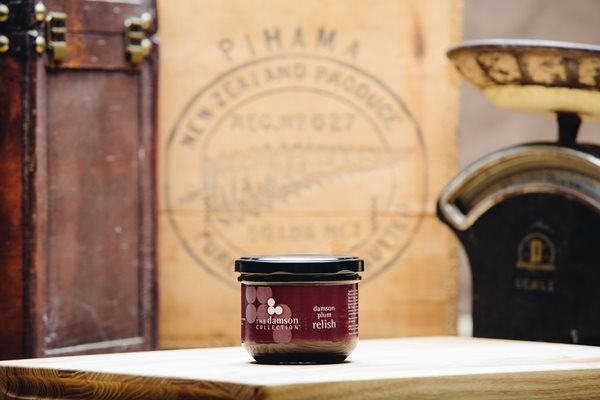 The Damson Collection Damson Relish
